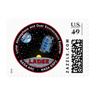 Lunar Atmosphere & Dust Environment Explorer LADEE Postage