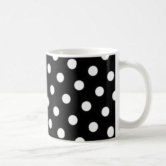 Lunar blanco taza clásica