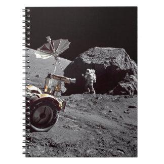 Lunar Boulder Notebook
