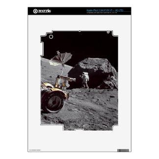 Lunar Boulder iPad 3 Skins