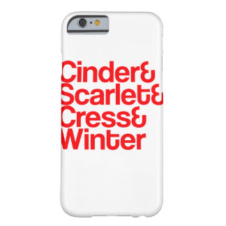 Lunar Chronicles iPhone 6 Case