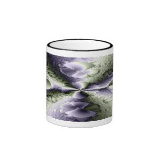 Lunar Cycles Fractal Art Mug