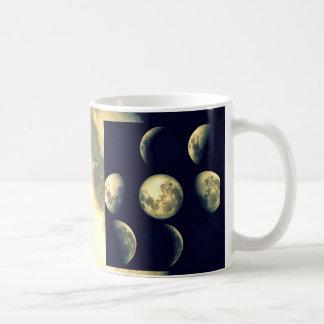 Lunar Cycles ~ The Moon Coffee Mug