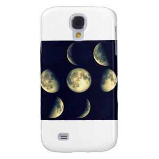 Lunar Cycles ~ The Moon Galaxy S4 Covers