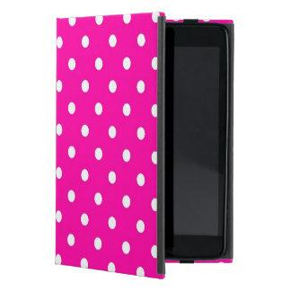 Lunar de las rosas fuertes del caso del iPad del iPad Mini Cobertura