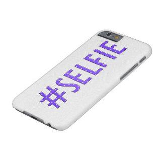 """Lunar de """"Selfie"""" de la diversión Funda Para iPhone 6 Barely There"""