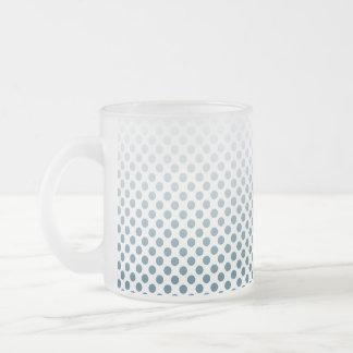 Lunar del trullo taza de cristal