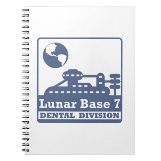 Lunar Dental Division Notebook