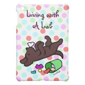 Lunar divertido del dibujo animado de Labrador del