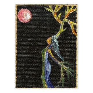 Lunar Eclipse 12/21/10 Postcard