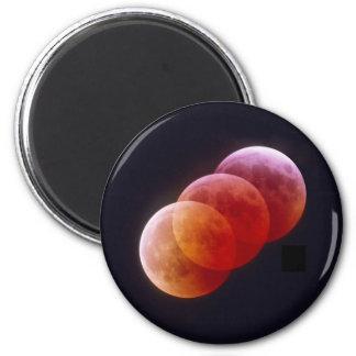 Lunar Eclipse 2007 Magnet
