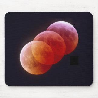 Lunar Eclipse 2008 Mouse Pad