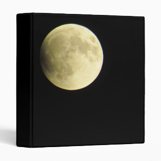 Lunar Eclipse Binder