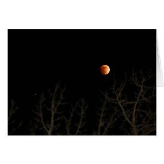 Lunar Eclipse (card) Card