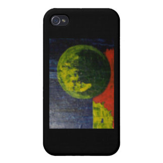 Lunar Eclipse Cover For iPhone 4