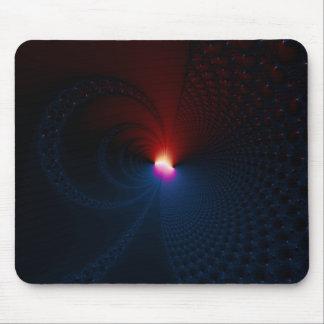 Lunar Eclipse - Fractal Mouse Pad