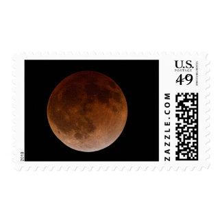 Lunar Eclipse Stamps