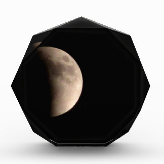 Lunar Eclipse with Craters Award