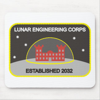 Lunar Engineering Mouse Pad