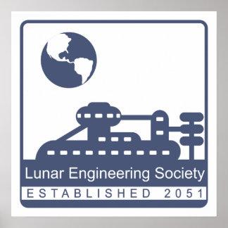 Lunar Engineering Poster