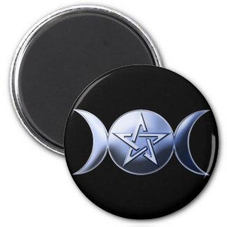 Lunar Goddess Magnet