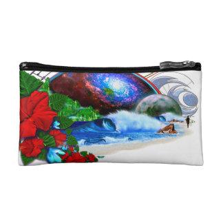 Lunar Hawaii Makeup Bag