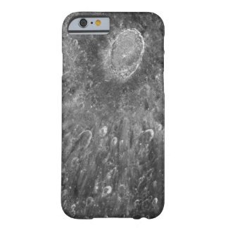 Lunar Impact Crater Tycho on Earth's Moon Barely There iPhone 6 Case