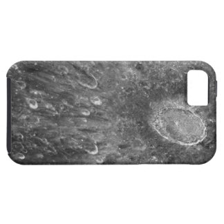 Lunar Impact Crater Tycho on Earth's Moon iPhone SE/5/5s Case