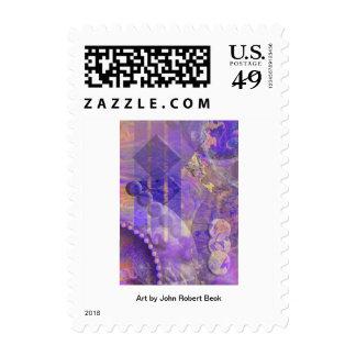 Lunar Impressions 2 Stamps