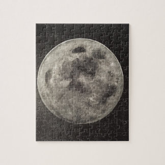 Lunar Jigsaw Puzzle