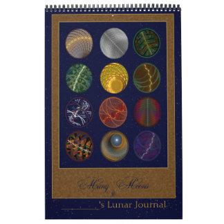 Lunar Journal Calendar