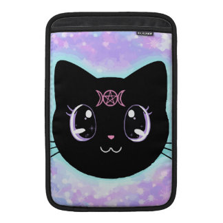 Lunar Kitty MacBook Sleeve