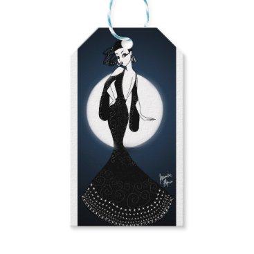 jasmineflynn Lunar Lady Gift Tags
