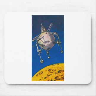 Lunar Lander Concept Mouse Pad