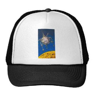 Lunar Lander Concept Trucker Hat