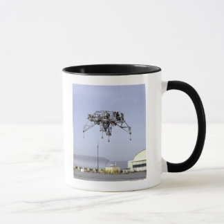 Lunar Landing Research Vehicle in Flight Mug