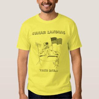 Lunar Landing - Take One Shirt