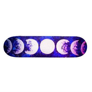 Lunar Lantern Skateboard Deck