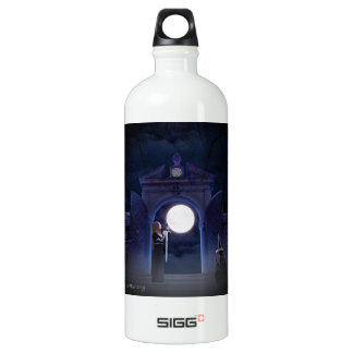 Lunar Love Aluminum Water Bottle