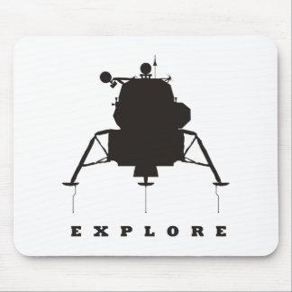 Lunar Module / Explore Mouse Pad