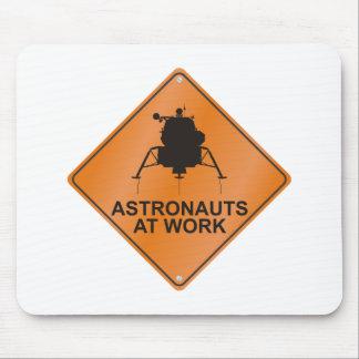 Lunar Module / Work Mouse Pad