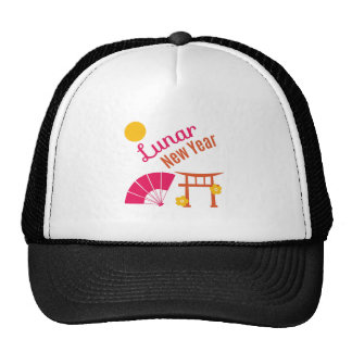 Lunar New Year Trucker Hat