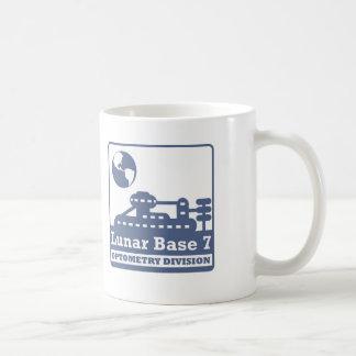 Lunar Optometry Division Coffee Mug