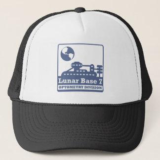 Lunar Optometry Division Trucker Hat