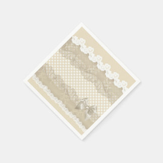 Lunar paper towels and fit for weddings paper napkin