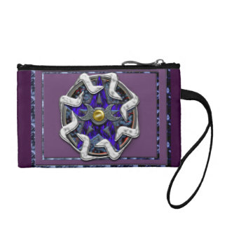 lunar pentacle change purses