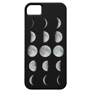 Lunar Phases iPhone 5 Case