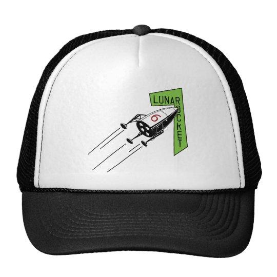 LUNAR ROCKET TRUCKER HAT