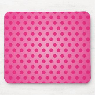 Lunar rosado de Mousepad Tapete De Ratones