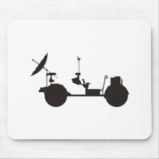 Lunar Rover Mouse Pad